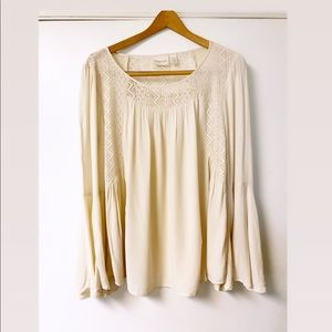 Chico's   Baby Doll Blouse